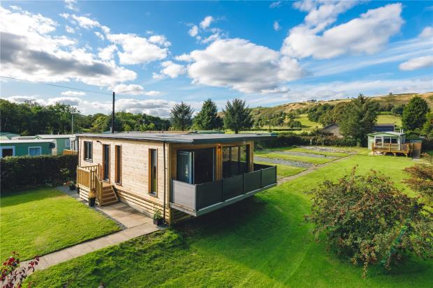 Twin Rivers Holiday Park, Foel, Welshpool, Powys