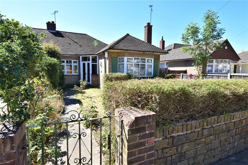 Poynings Avenue, Wick Estate, Southend-On-Sea, Essex, SS2