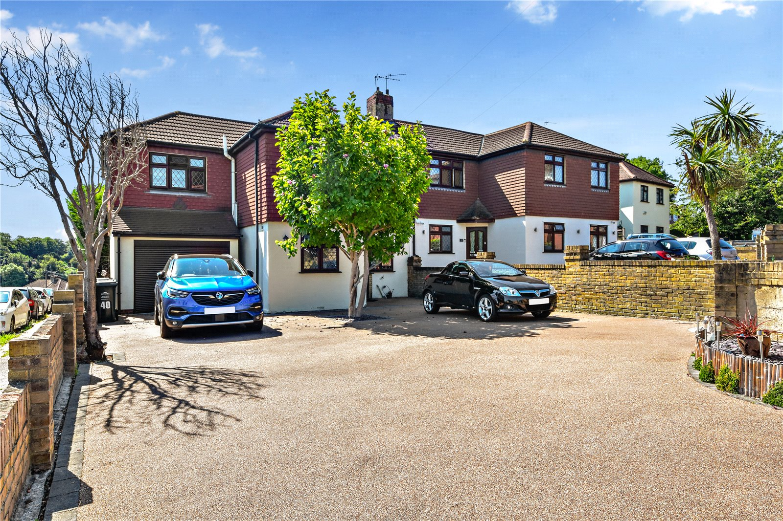 Oakfield Lane, Wilmington, Dartford, Kent, DA1