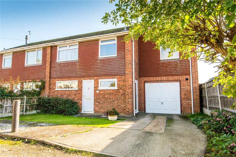 St Johns Close, Great Wakering, Southend-on-Sea, SS3