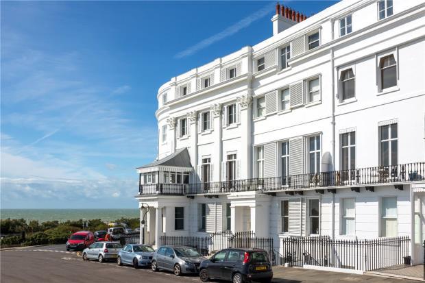 Lewes Crescent, Brighton, East Sussex
