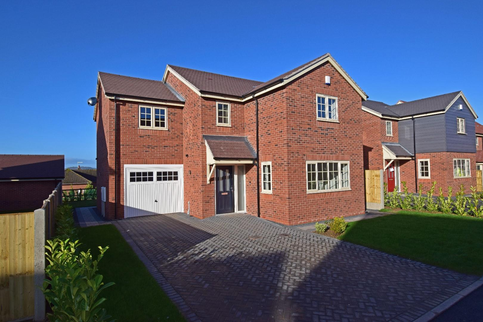 (Plot 5) 2 Peachley Court Close, Peachley Lane, Lower Broadheath, Worcestershire, WR2 6SA