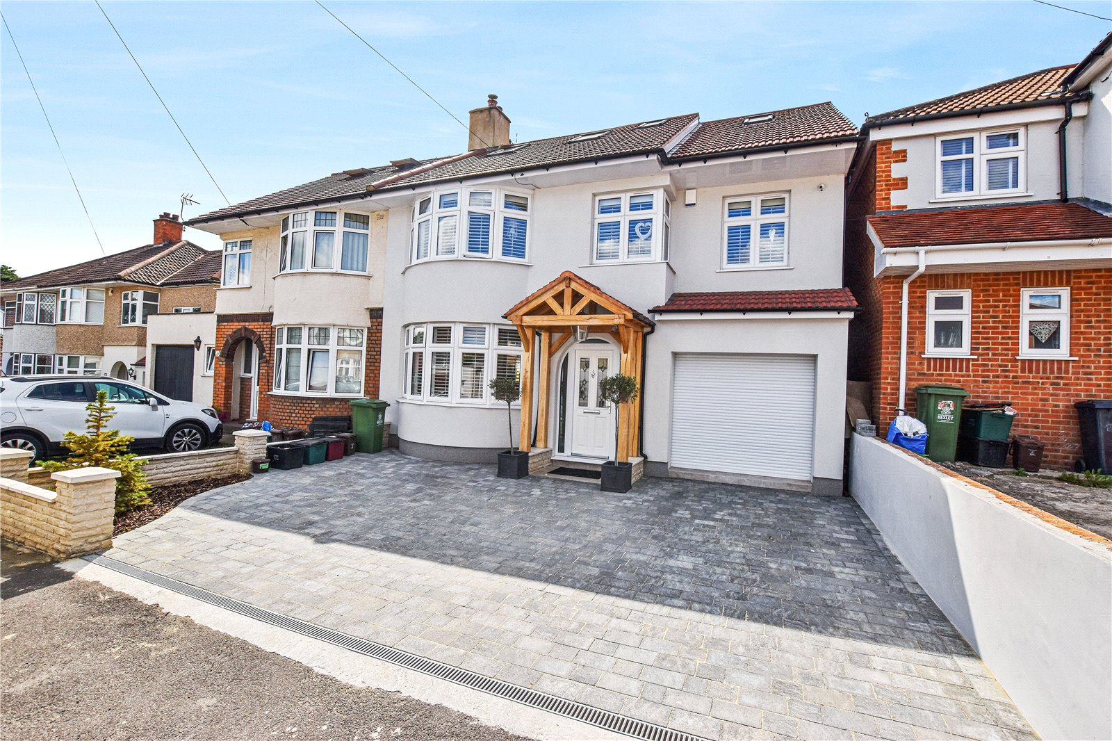 Martens Close, Bexeyheath, Kent, DA7