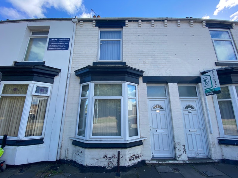 Union Street, Middlesbrough, North Yorkshire, TS1