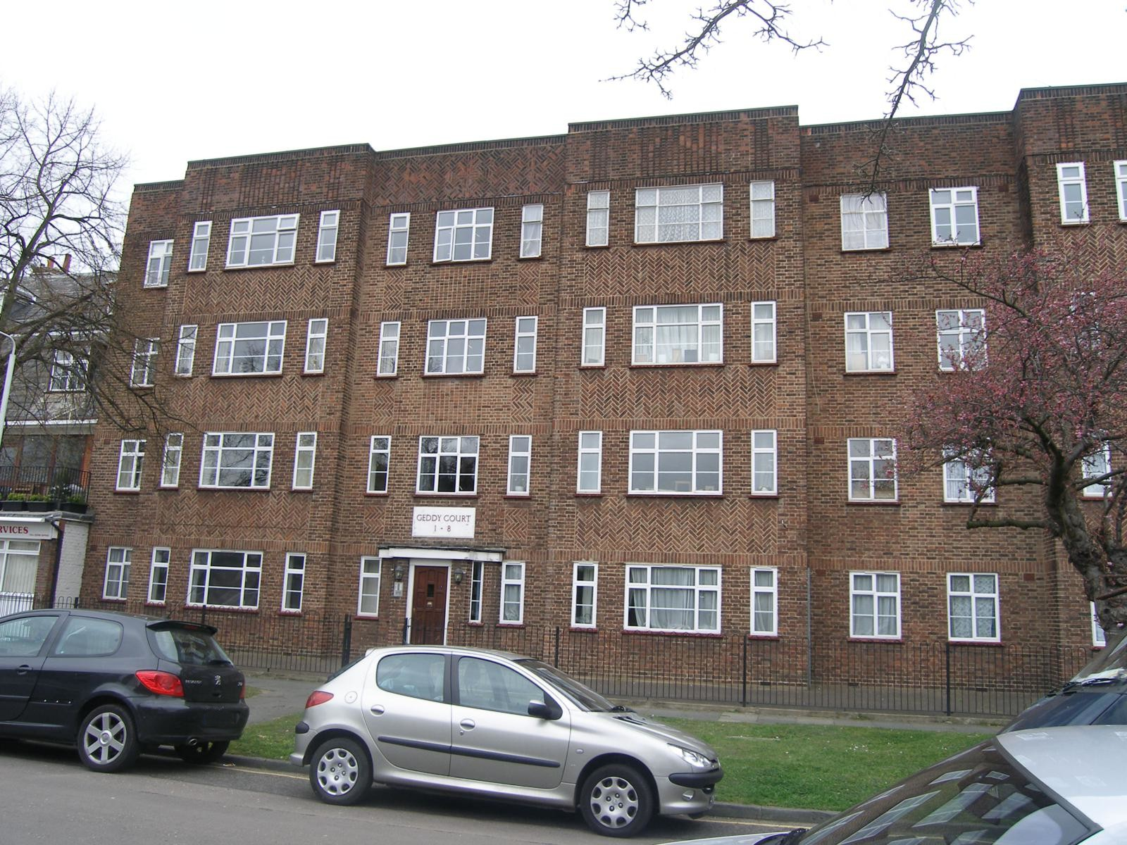 Geddy Court, Hare Hall Lane, Gidea Park, Romford, Essex, RM2