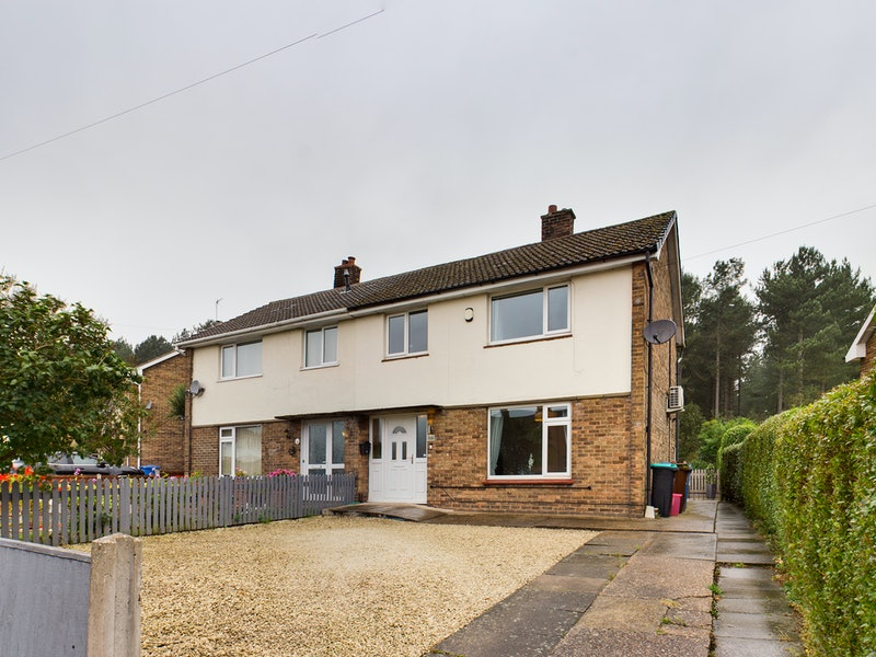 Greenway, Forest Town, Mansfield, Nottinghamshire, NG19