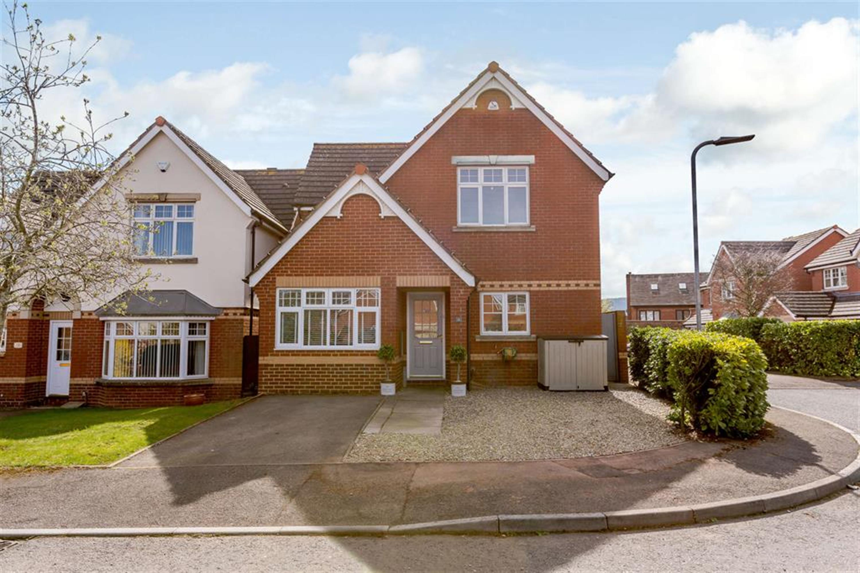 11 Oak Tree Rise, Ross On Wye, Herefordshire, HR9 7XZ