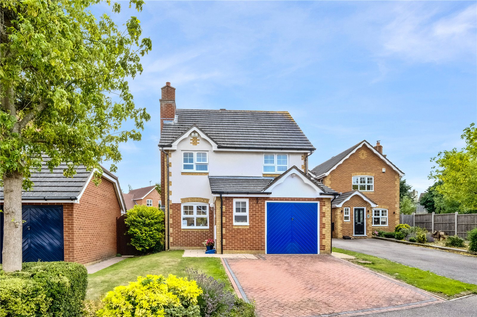 Pacific Close, Swanscombe, Kent, DA10