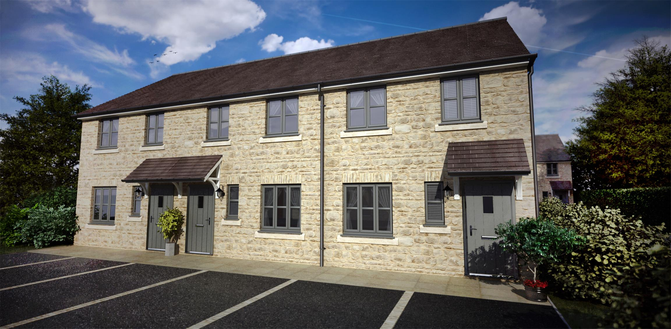 Plot 55, The Enford, Hares Chase, Cricklade, Snf SN6