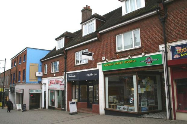 Church Street, Basingstoke