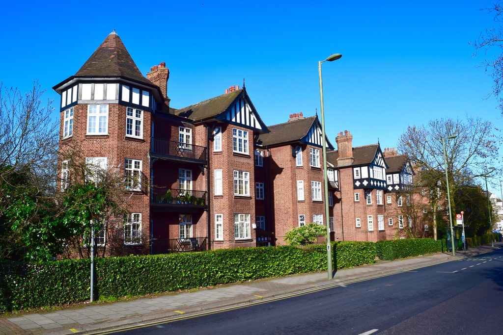 MORELAND COURT, Finchley Road, Golders Green, London, NW2