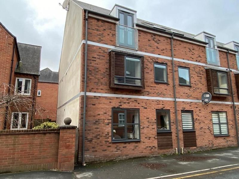 5 Mundi Court, Friars Street, Hereford, HR4 0DA