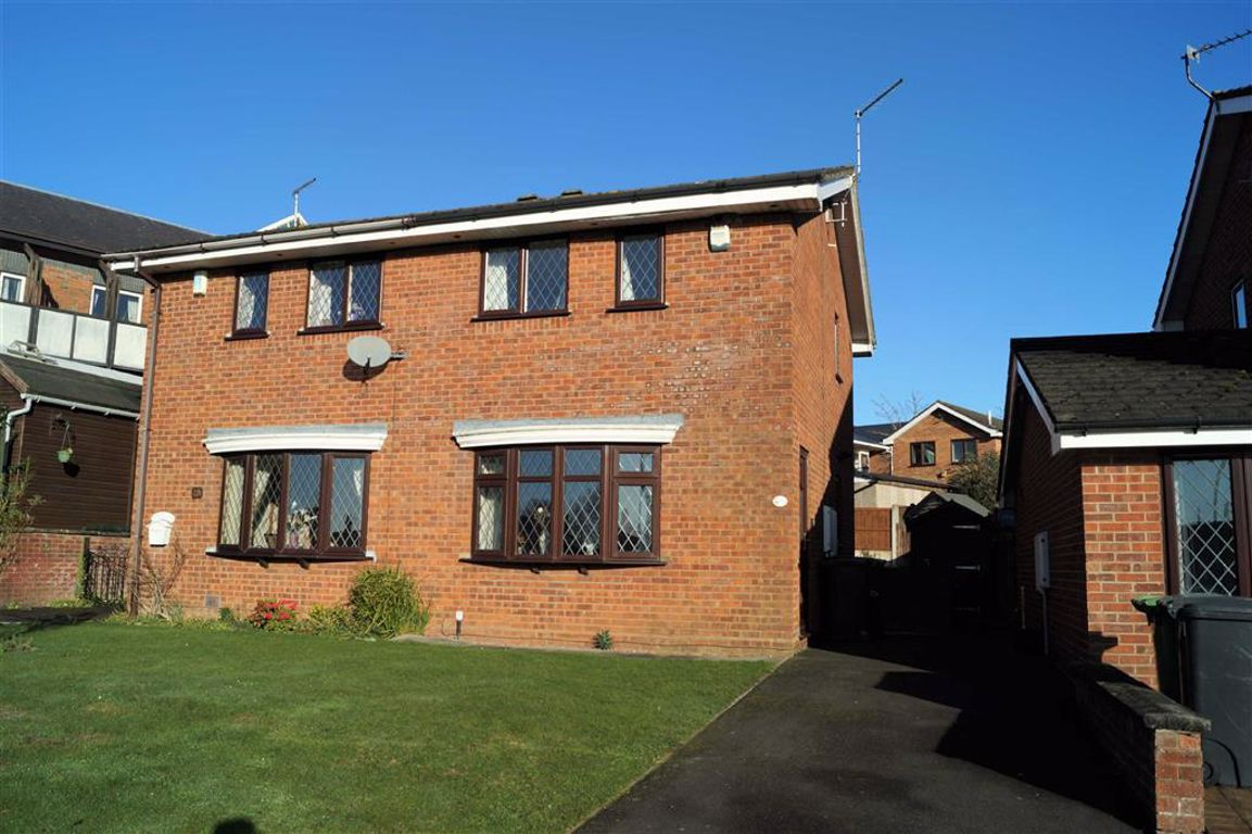 Egerton Place, Whitchurch, SY13