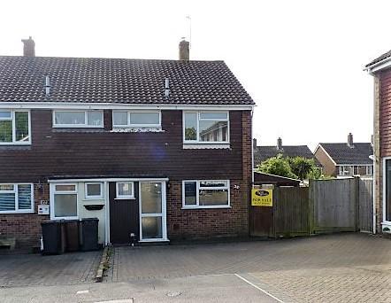 Grange Close, Horam
