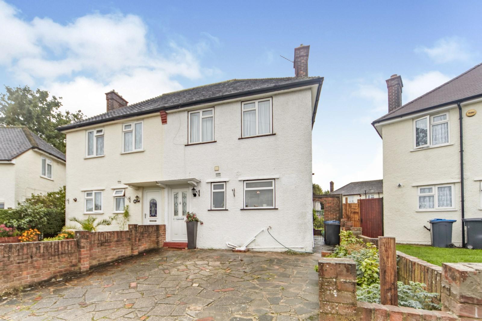 Houlder Crescent, Wadddon, Croydon, Surrey, CR0