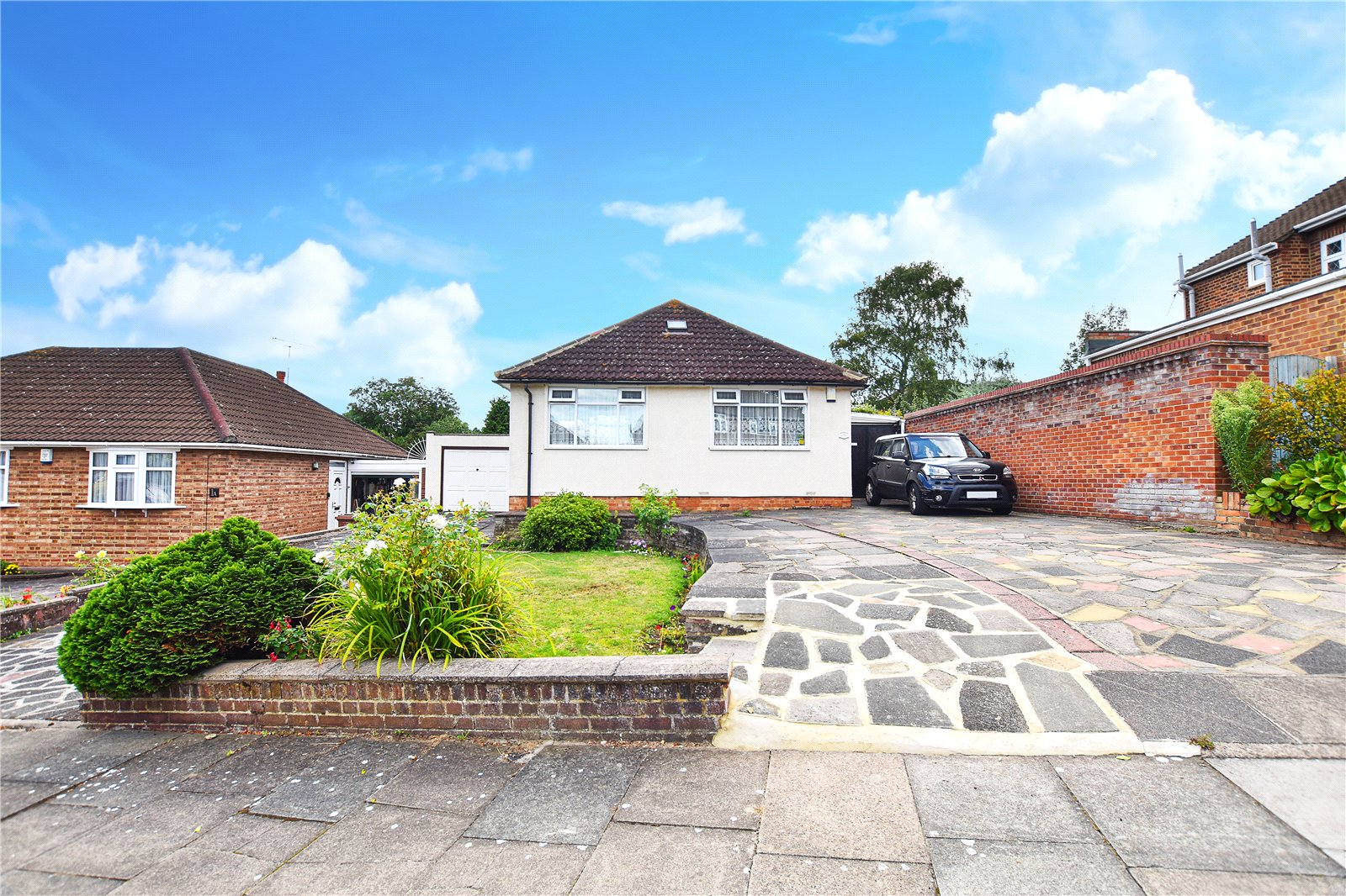 Willow Close, Bexley, Kent, DA5