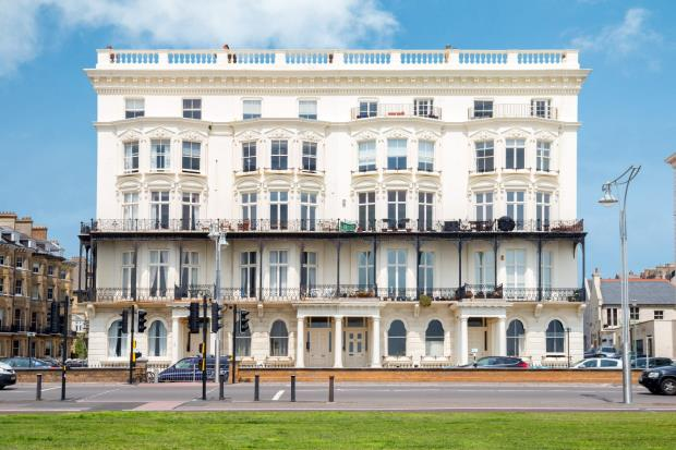 Adelaide Mansions, Hove, East Sussex