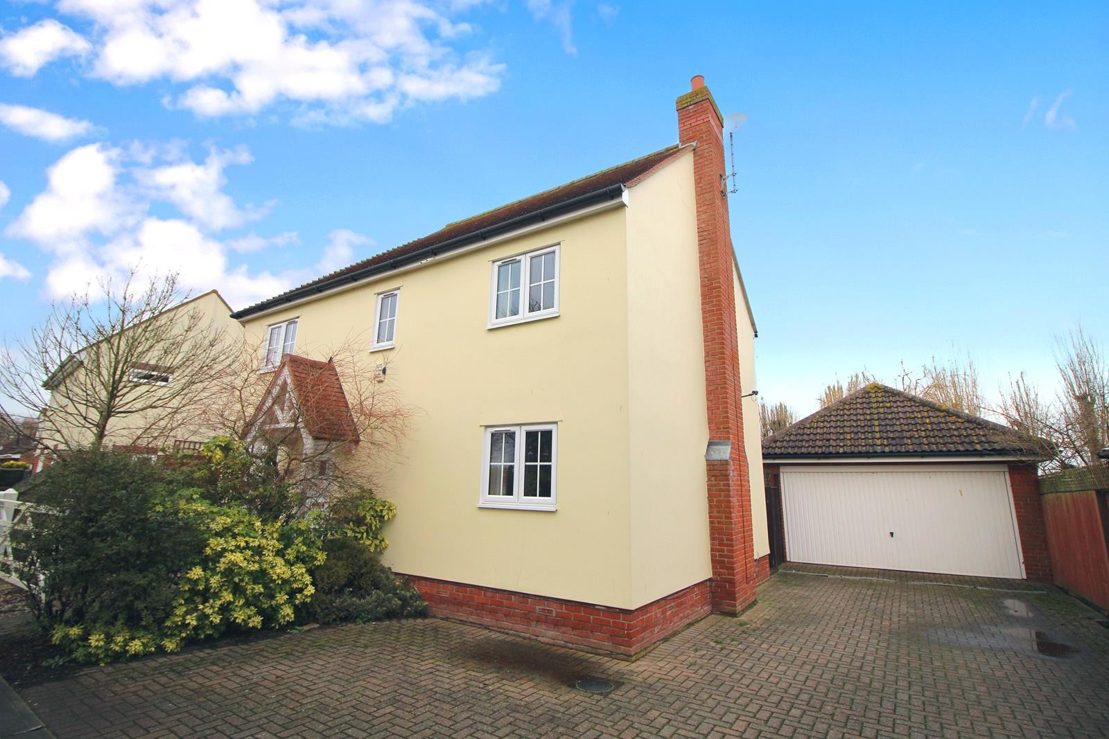 Pyefleet View, Langenhoe, Colchester, Essex, CO5