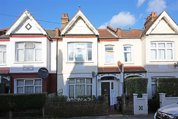 Lyveden Road, Colliers Wood, London