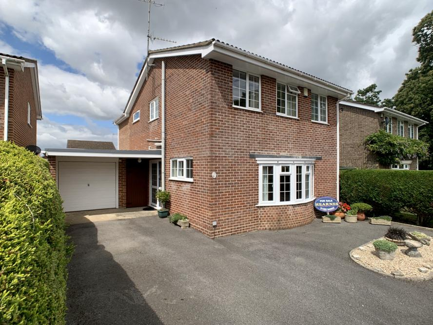 Mountjoy Close, Canford Magna, Wimborne, BH21 3AX