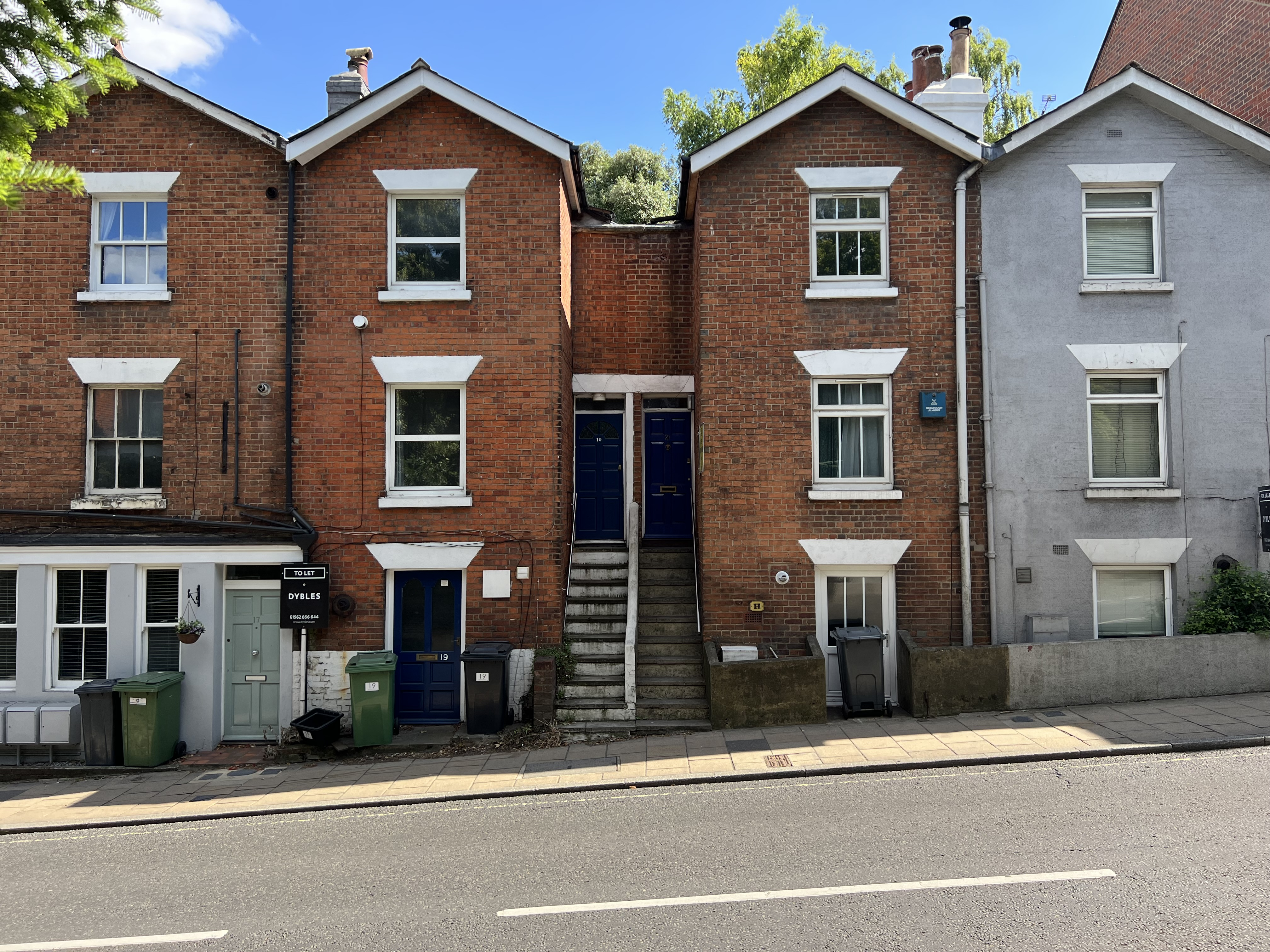 Romsey Road, Winchester