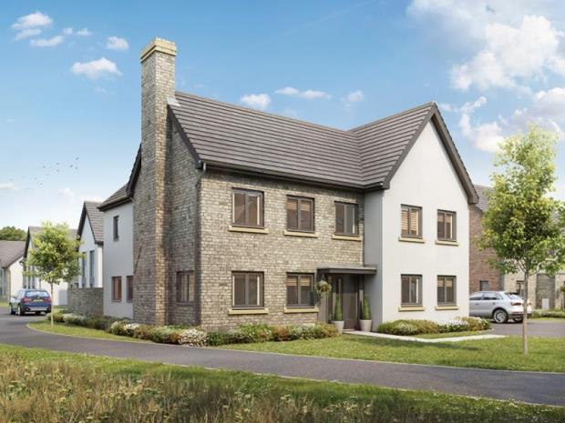 The Constable, Plot 132, Lakeview, Colwell Green, Witney, Oxon