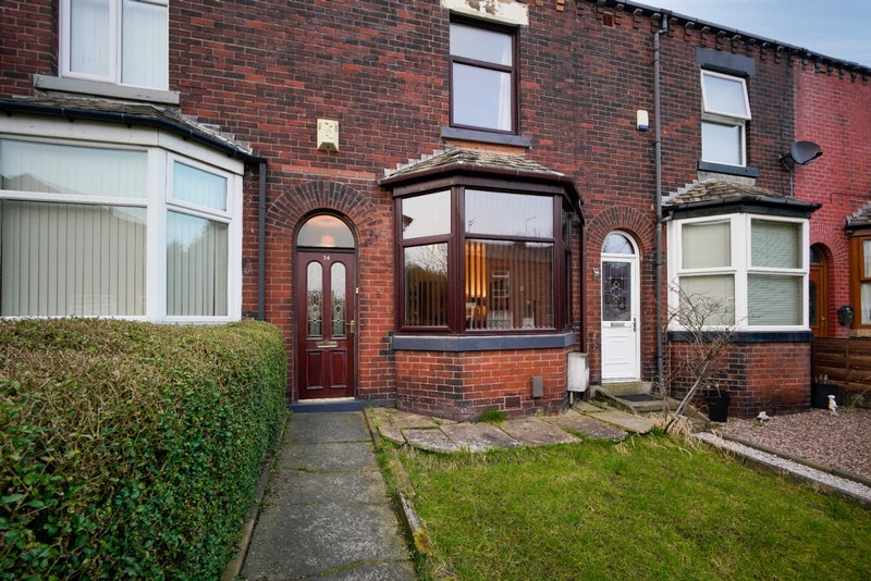 Rowena Street, Bolton, Greater Manchester, BL3