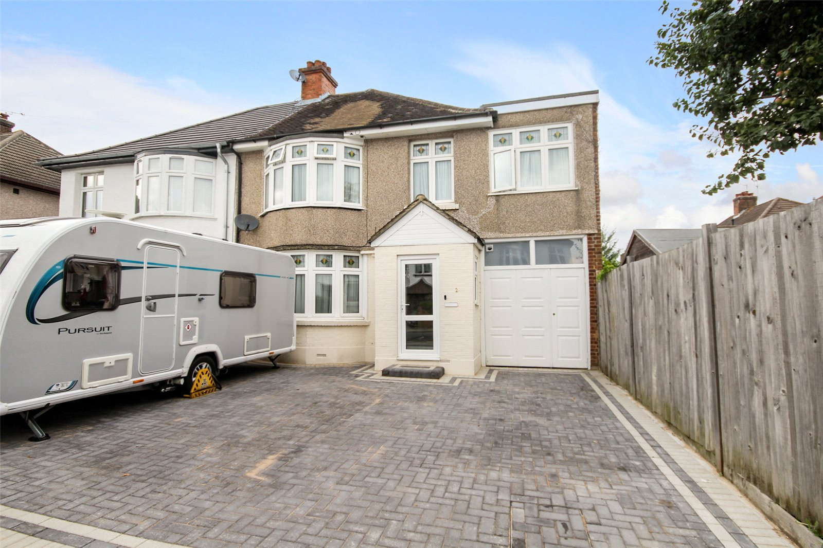 St. Quentin Road, South Welling, Kent, DA16