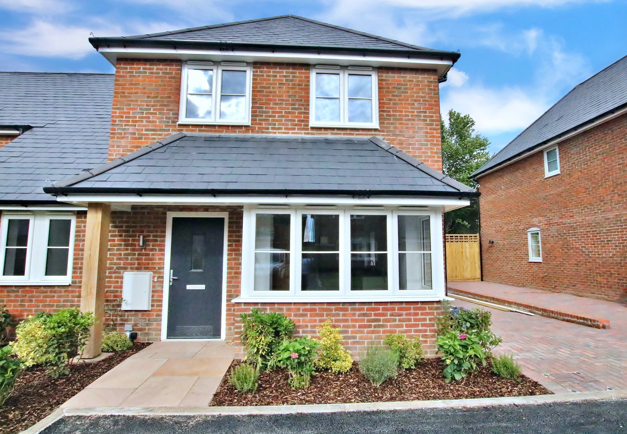 Brand New Three Bed Semi Detached With Help To Buy And Ready To Move In!