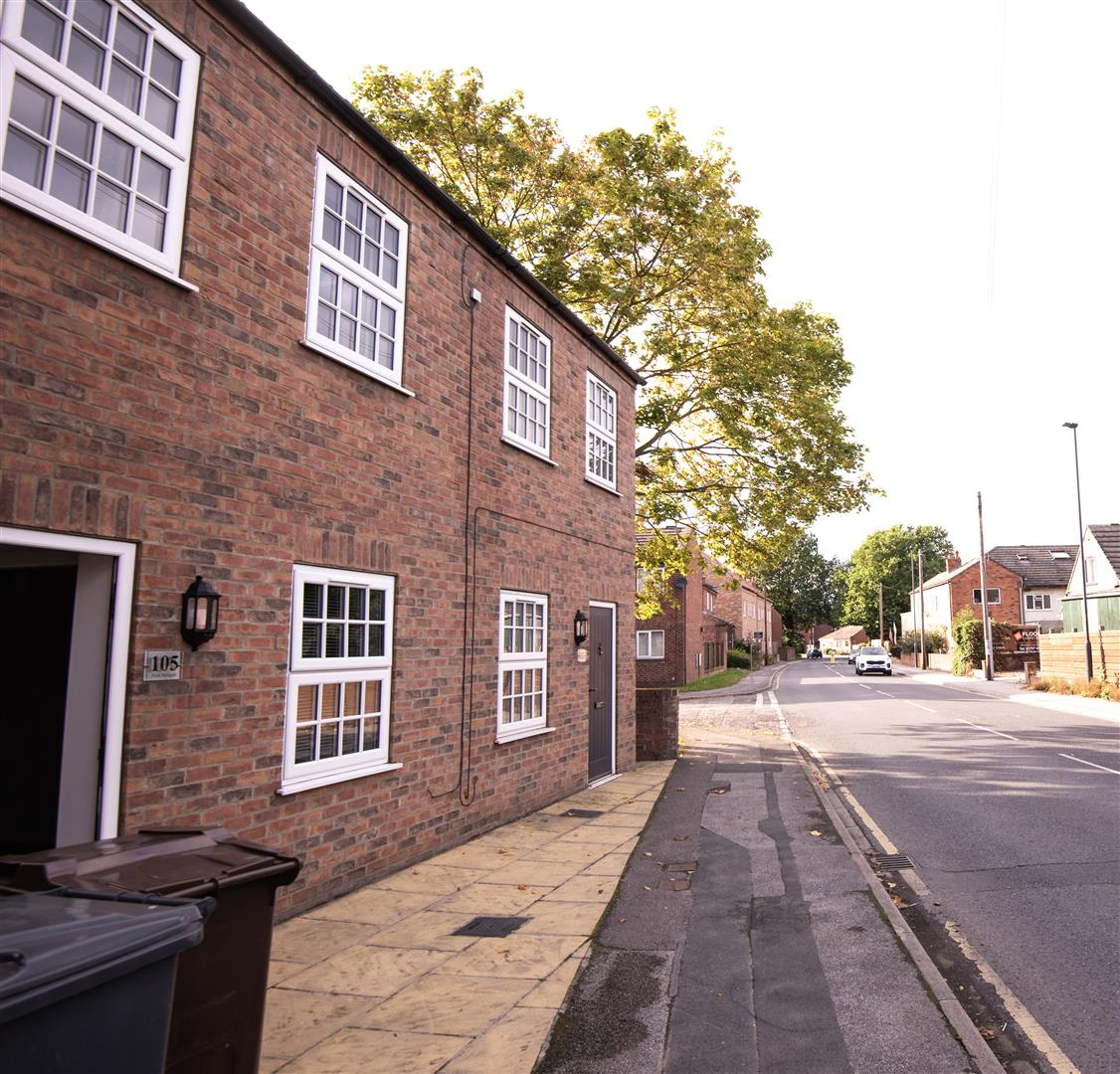 New Millgate, Selby