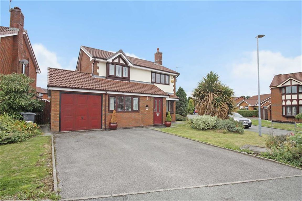 Fieldfare Way, Ashton-Under-Lyne, Tameside
