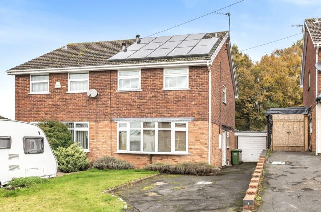 Kestrel Close, Kidderminster, DY10