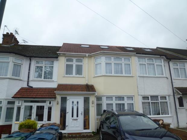 Crofts Road, Harrow, Middx