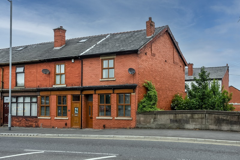 Twist Lane, Leigh, Greater Manchester, WN7