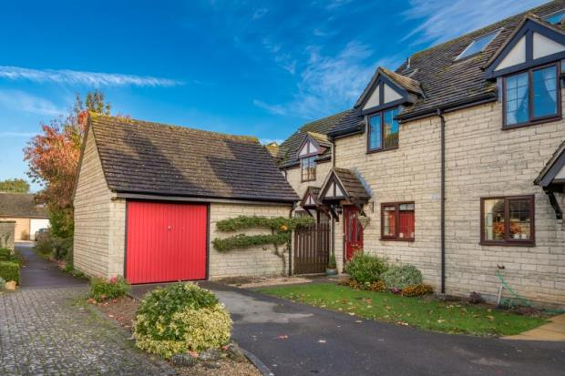 Bury Mead, Stanton Harcourt, Witney, Oxfordshire