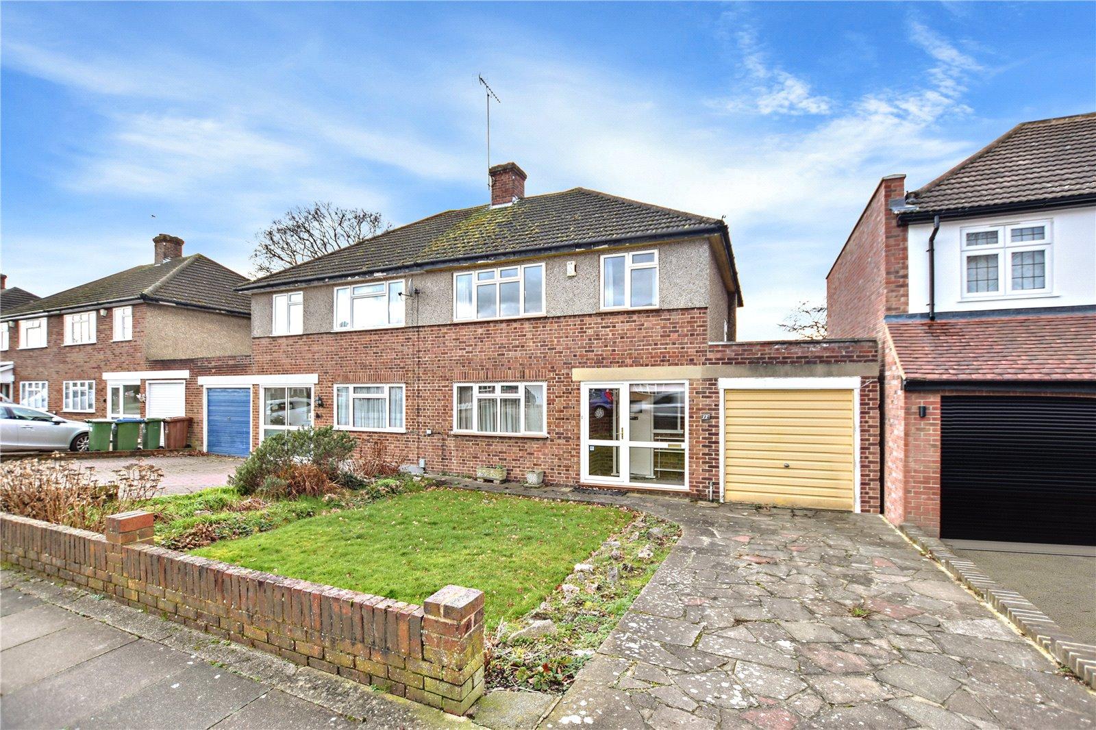 Hurstwood Avenue, Bexley, Kent, DA5