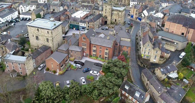 The Ferndene, Apartment F , Montague Court, Hallgate, Hexham