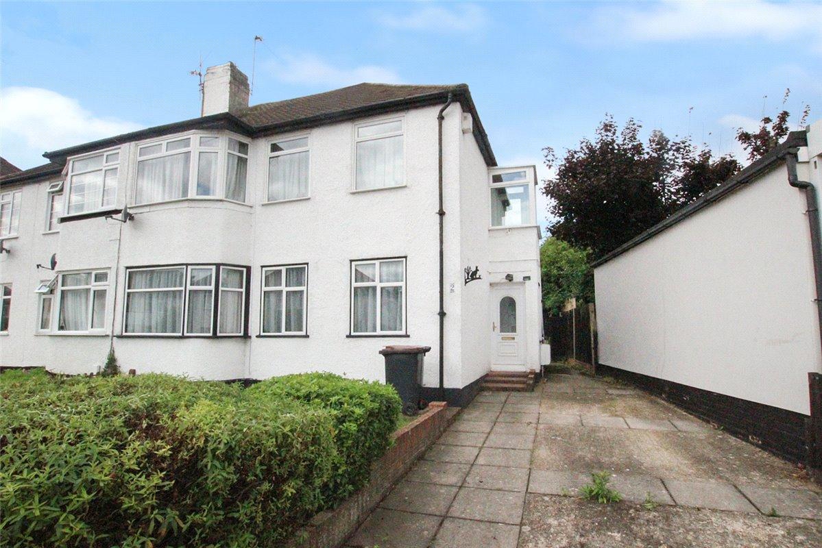Barnesdale Crescent, Orpington, Kent, BR5