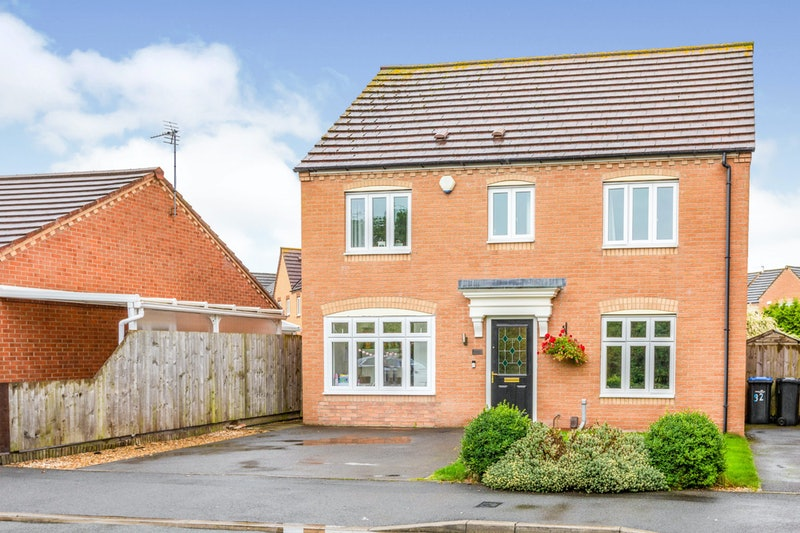 Harvington Chase, Middlesbrough, North Yorkshire, TS8
