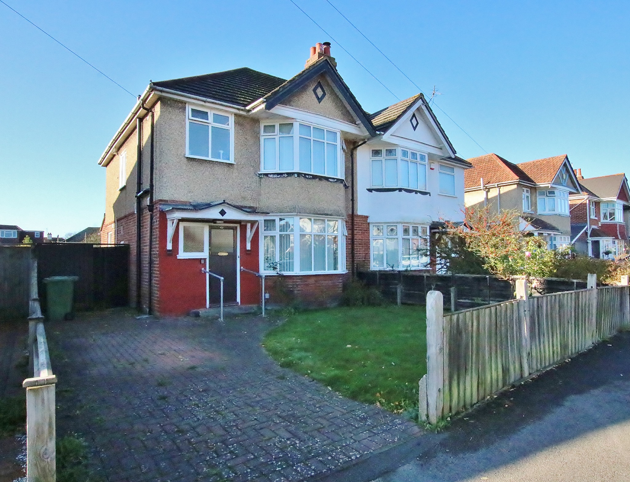 THREE BED SEMI IN SOUGHT AFTER CUNARD AVENUE