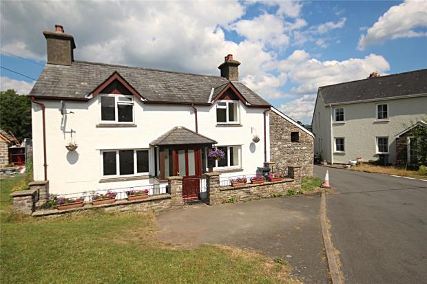 Duffryn Road, Llangynidr, Crickhowell, Powys