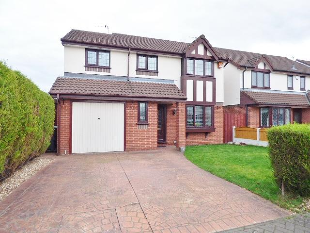 15 Castle Green, Kingswood, Warrington, WA5 7XB