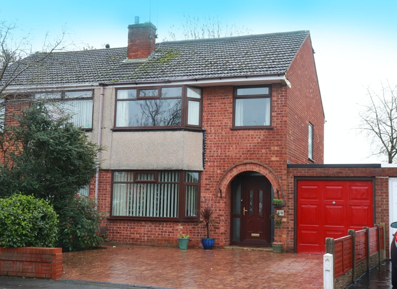 Seacombe Drive, Ellesmere Port, Cheshire, CH66