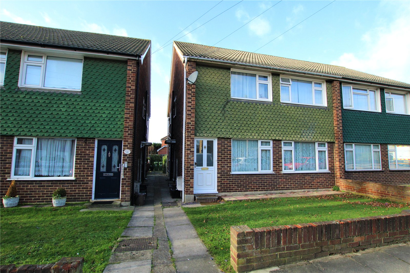 Christopher Close, Sidcup, Kent, DA15
