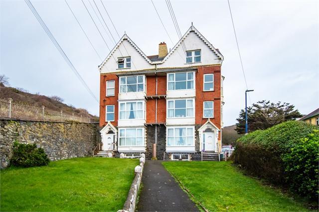 Cliff Terrace, Aberystwyth, Ceredigion