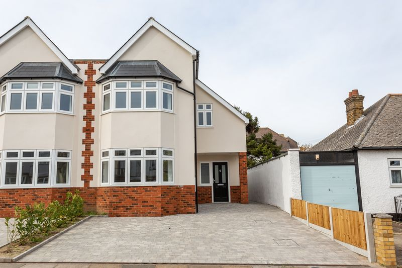 New Build Development, Southend-on-sea