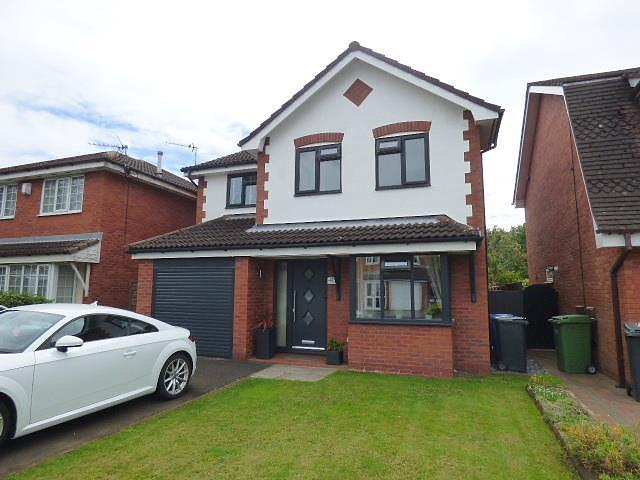 40 Goldcliffe Close, Callands, Warrington WA5 9EP