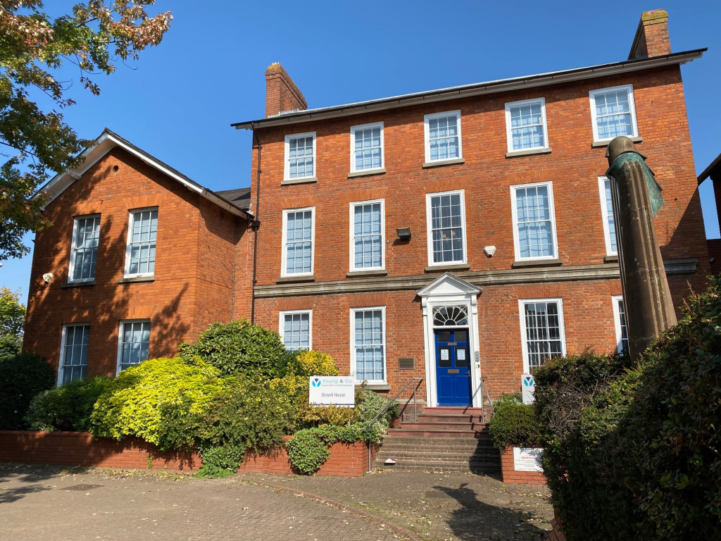 Bewell House, Hereford, Hereford, Herefordshire, HR4 0BA