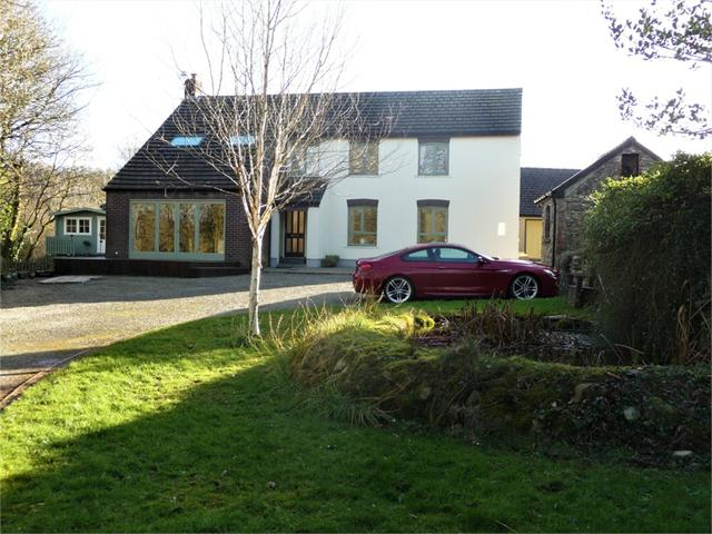 Ford House and Ford Cottage, Wolfscastle, Haverfordwest, Pembrokeshire