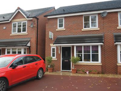 Doulton Close, Warrington